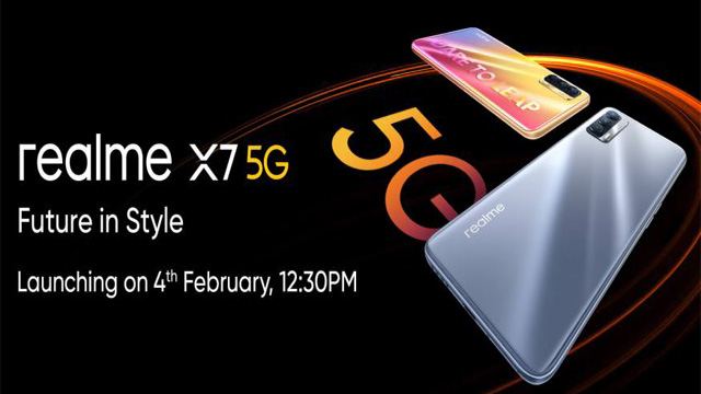 Realme X7 Pro 5G Price in India with Full Specifications, Launch Date
