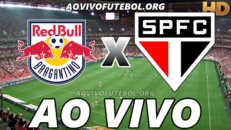 Assistir Bragantino vs São Paulo Ao Vivo HD