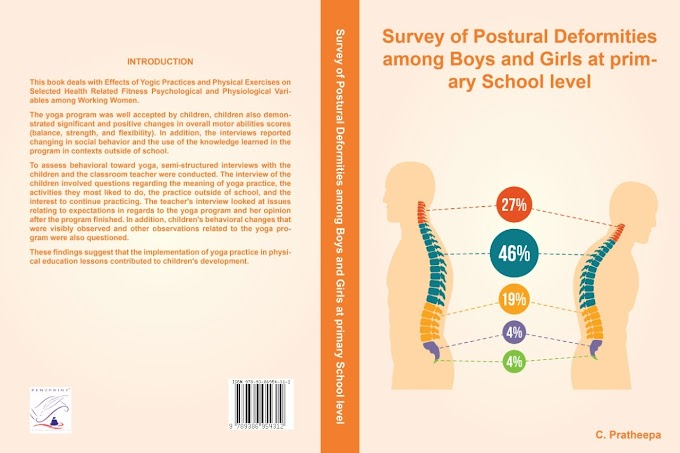 Survey of Postural Deformities among Boys and Girls at Primary School Level