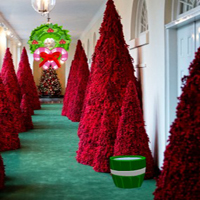 Escape from Christmas Tree Forest