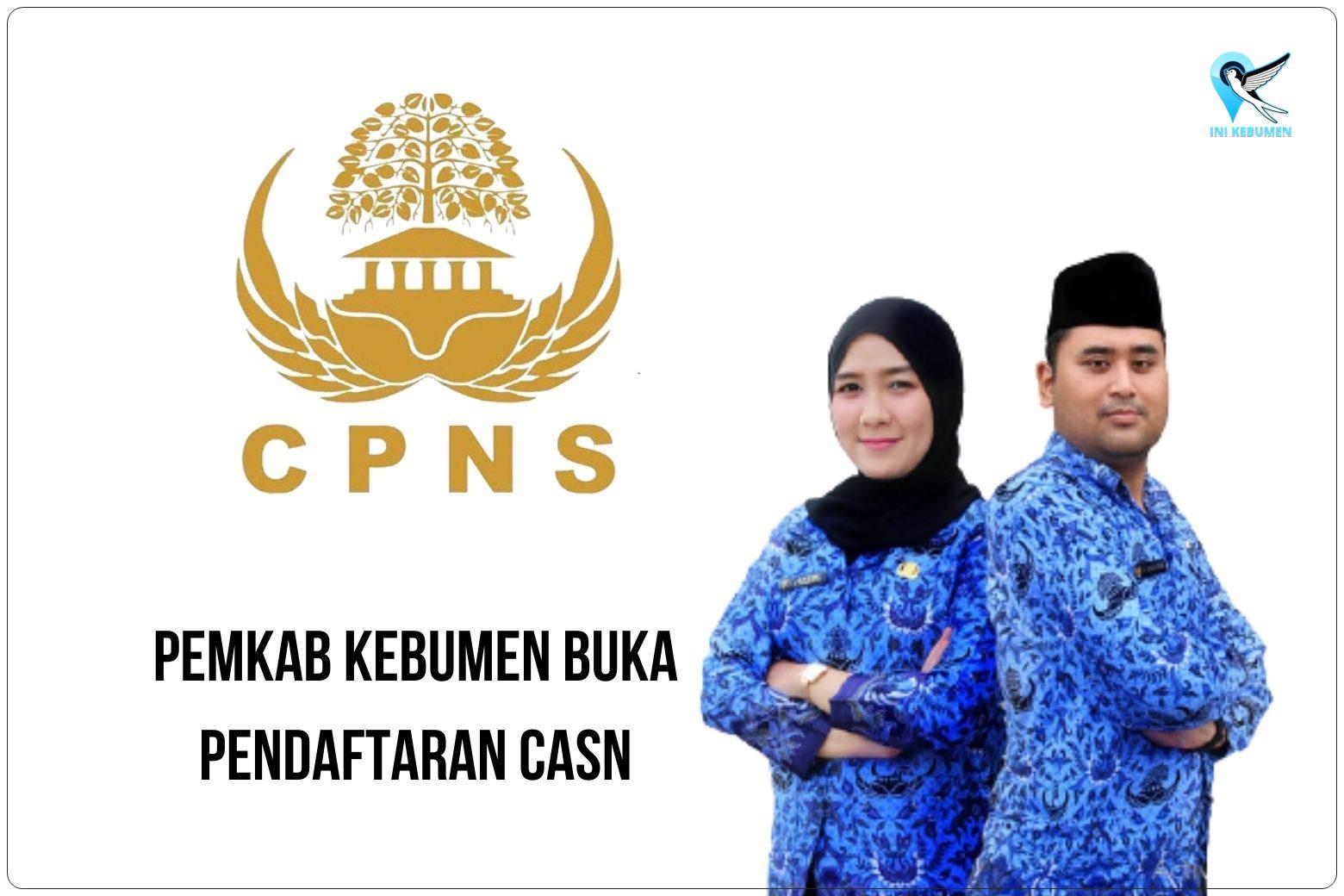 Pemkab Kebumen Buka 2.503 Formasi CPNS dan PPPK, Ini Rinciannya