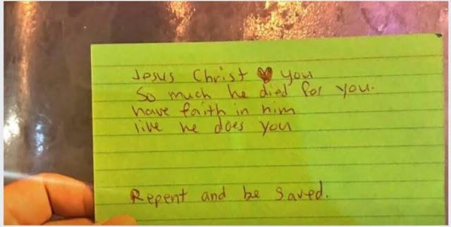 """IMG 20171003 181927 1 - Dikabarkan Muallaf, Pelaku Penembakan Las Vegas Tinggalkan Pesan: Jesus Christ 💜 You"""""""