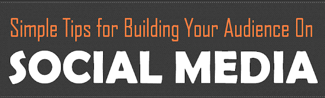 infographic: Building Your Audience With Social Media