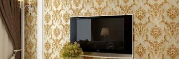 14 Living Room Wallpaper Ideas