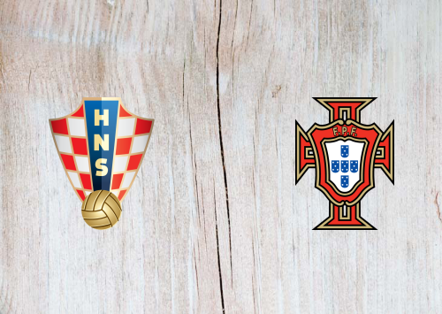 Croatia vs Portugal -Highlights 17 November 2020