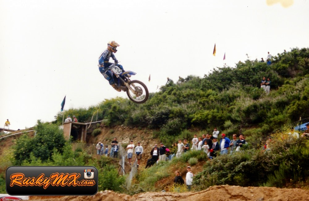 Jeremy McGrath Glen Helen 1998