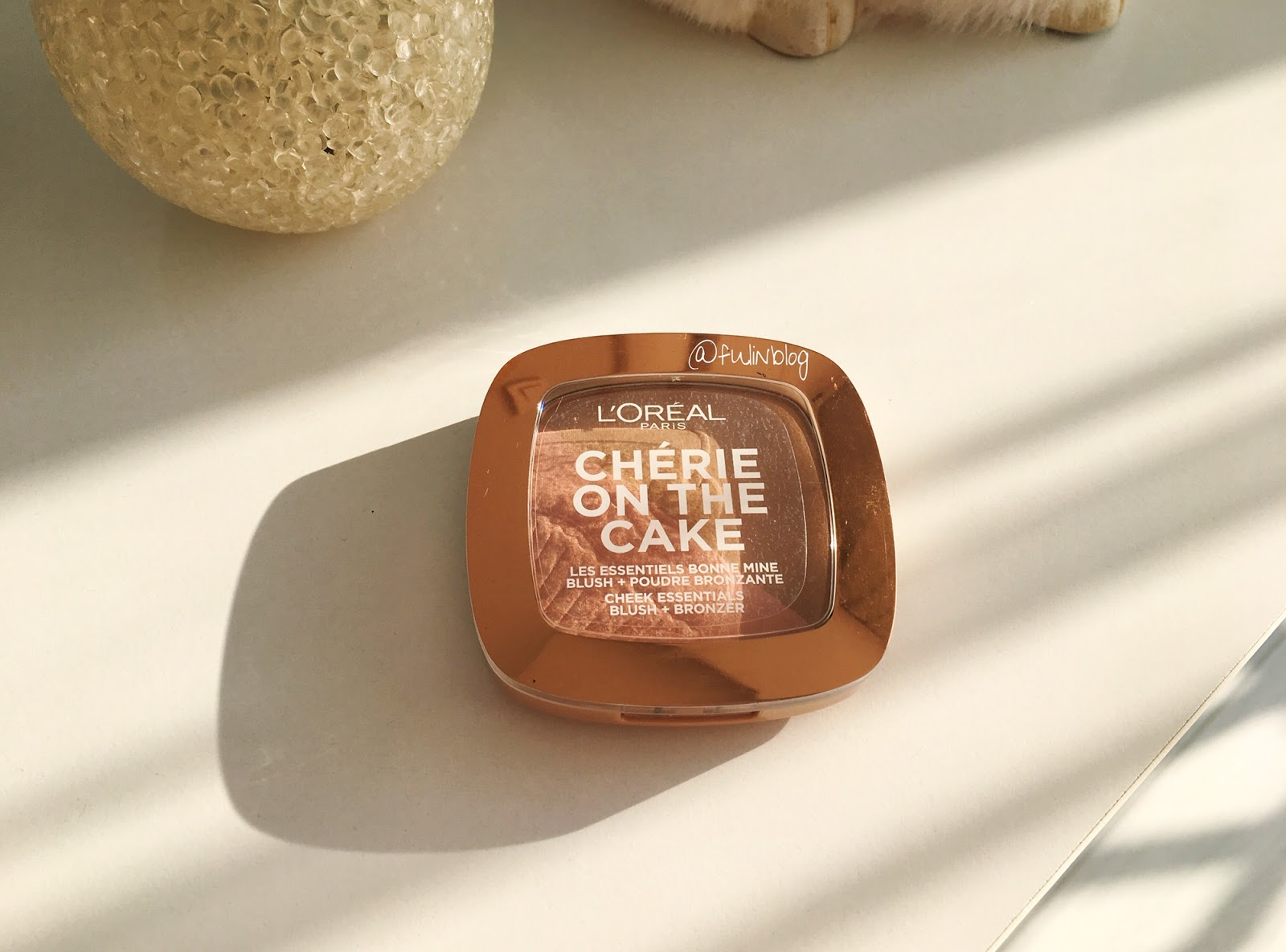 loreal cherie on the cake allık bronzer