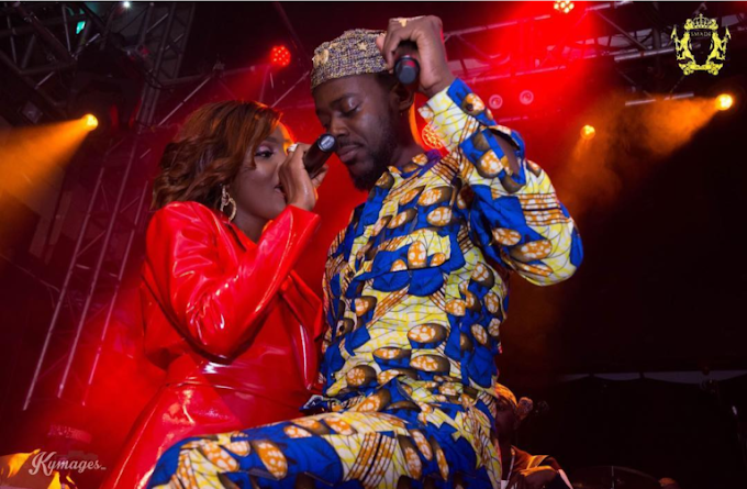 VIDEO: Adekunle Gold & Simi Hit The Dance Floor During Wedding