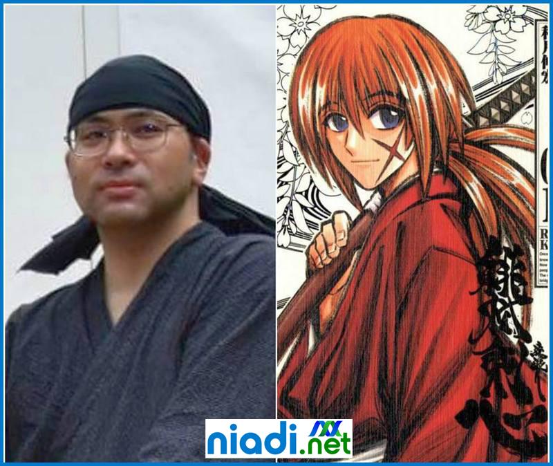 nobuhiro watsuki anime list, komik karangan nobuhiro watsuki, nobuhiro watsuki kaoru kurosaki, nobuhiro watsuki buku, nobuhiro watsuki rurouni kenshin restoration vol 2