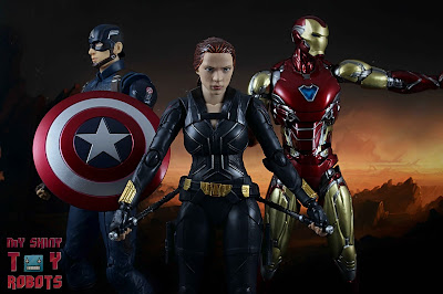 SH Figuarts Black Widow (Solo Movie) 43