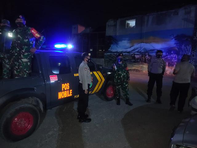 Kogartap 0509 Kabupaten Bekasi Melaksanakan Patroli Bersama