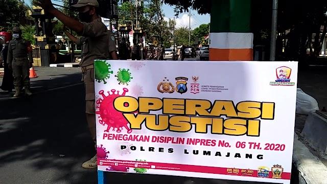 9 Hari Operasi Yustisi,  Polisi Tindak 6686 Pelanggaran