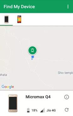 Gmail ID Se Mobile Kaise Khoje, Switch Off Phone Ka Pata Kaise Lagaen