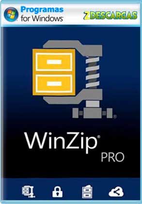 WinZip Pro 25.0 Full Multilenguaje (Español) 2020 [Mega]