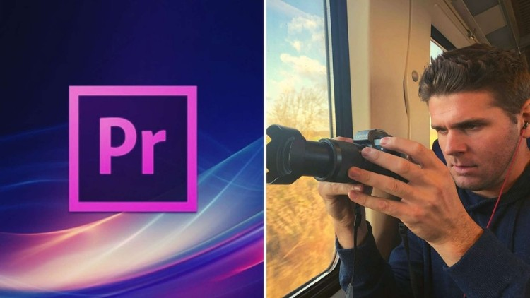 Khóa Học Adobe Premiere Pro CC 2019 Edit Amazing Vlogs with Brad