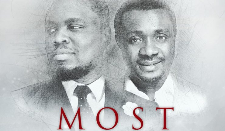 Most High by Nosa album cover