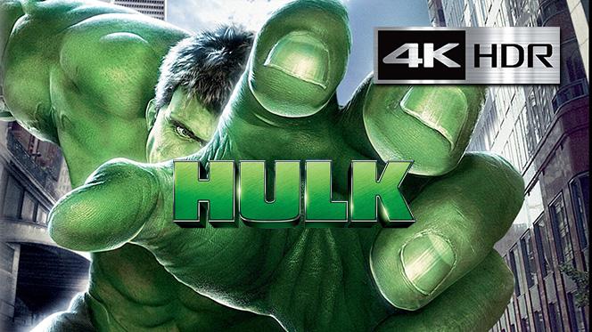 Hulk (2003) 4K UHD [HDR] Latino-Castellano-Ingles