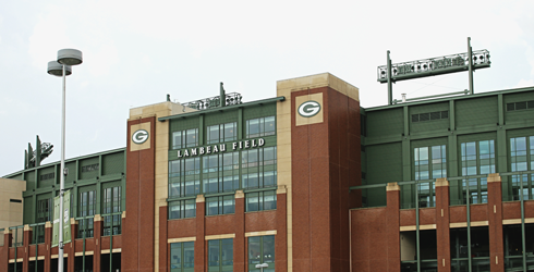 Lambeau Field Green Bay Packers Wisconsin