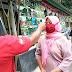 TKD, Taman Ala Jepang Gelar Simulasi, Aziz : Optimis Pandemi Covid-19 Segera Berakhir