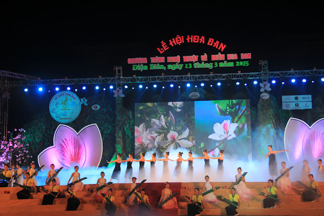 Ban Flower Festival 2017 opens in March next.