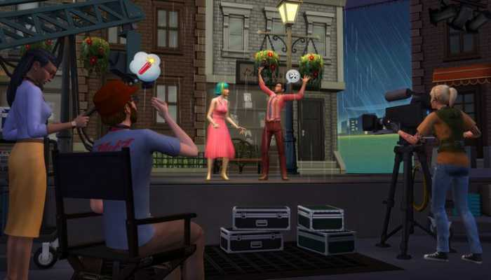 The Sims 4 Get Famous Game Setup Free Download