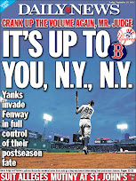 Wow! An iconic Daily News back page