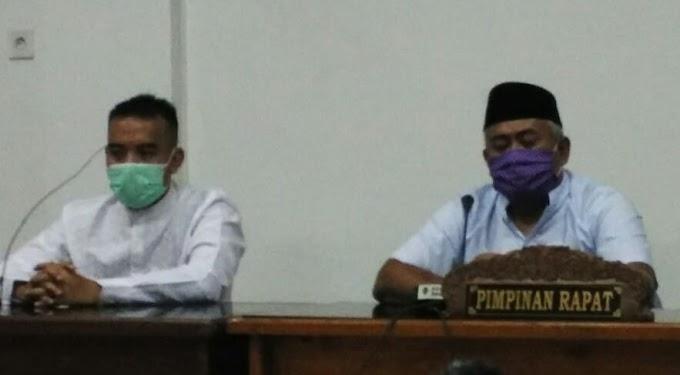 Jalin Keakraban, Ketua DPRD Kabupaten Madiun Buka Bersama Wartawan