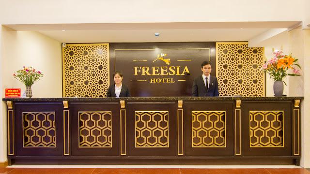 Khách Sapa Freesia Hotel- NHÀ HÀNG