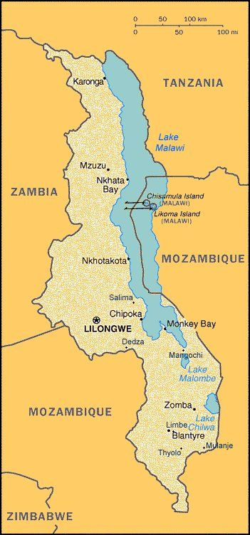 Lake Malawi Map Africa.Tuesday S Travel To Do Lake Malawi It S About The Journey
