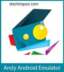البرنامج الرائع Andy Android Emul لاستخدام الاندرويد علي الكمبيوتر