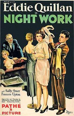 Night Work (1930)