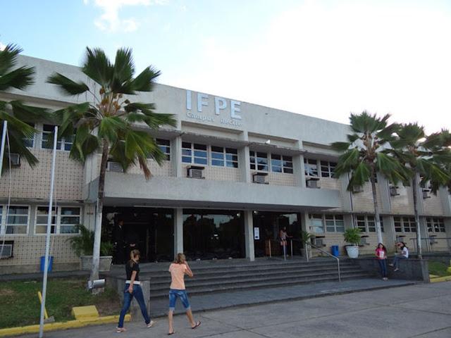 IFPE abre inscrições para concurso público