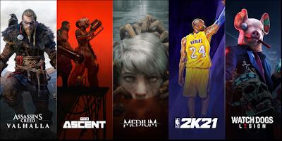 25 Game Xbox Game Pass