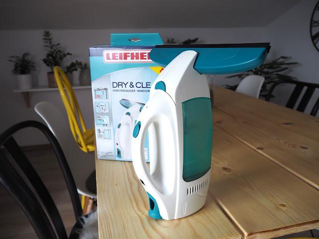 Leifheit Dry&Clean- rewolucja w myciu okien!