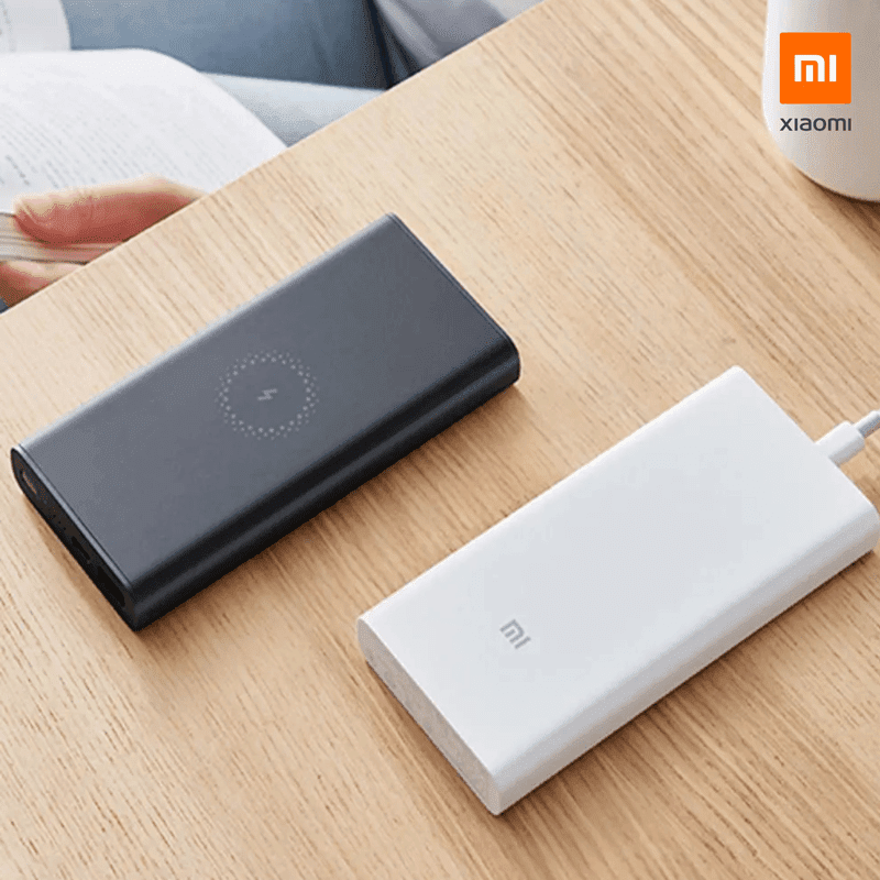 Mi Wireless Powerbank with a 10W wireless and a 18W wired charging is now priced at PHP 995!