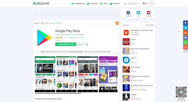 Cara Download Install Play Store Android