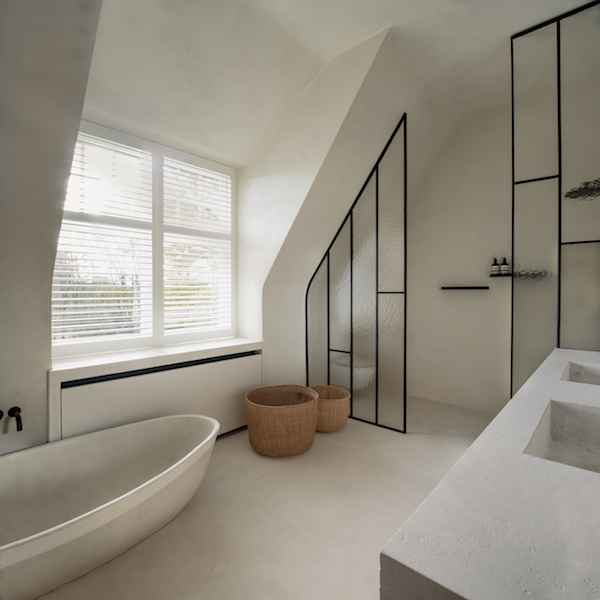 A beautiful bathroom by Studio Loho
