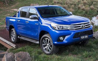 Νέο Toyota Hilux: