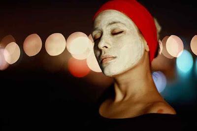 بيكربونات الصوديوم لتبييض الوجه