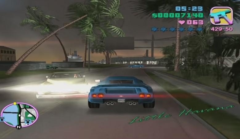 GTA Vice City Apk+Mod v1.09 Unlimited Money Game Cheats