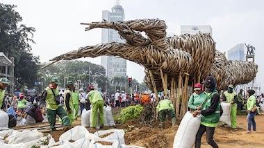 Bambu Getah Getih Jadi Mubazir, Gerindra Akan Telisik Anggarannya