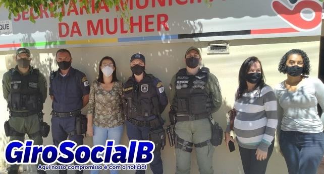 Em Buíque-PE, Secretaria Municipal  da Mulher promove encontro da Câmara Técnica de Enfrentamento à Violência