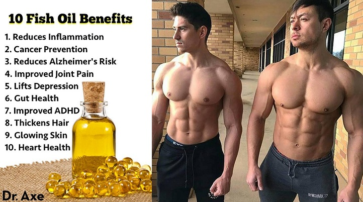 Are you aware of the health benefits of fish oil all for Fish oil benefits bodybuilding