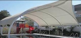 jasa pemasangan kanopi membrane di jakarta utara, jakarta timur dan jakarta selatan