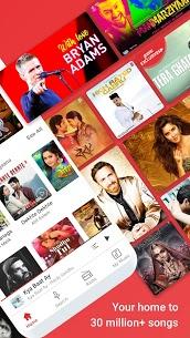 Gaana Music- Hindi English Telugu MP3 Songs Online v8.0.7 [MOD] APK