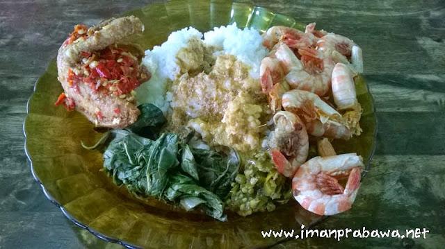 Nasi Padang Di Tanjung Pinang