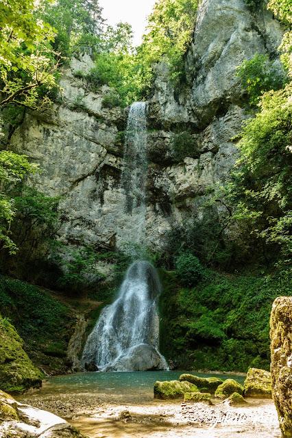 Cascade de la Quinquenouille