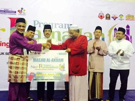 Nur Ramadhan Buatkan Ramai Yang Akan Tersenyum
