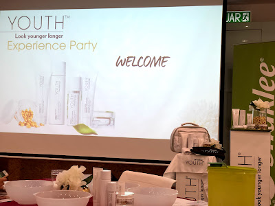 youth experience party