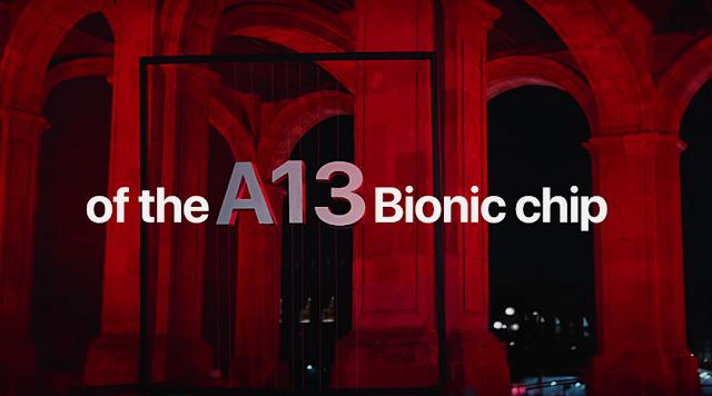iPhone SE 2020, A13 Bionic,